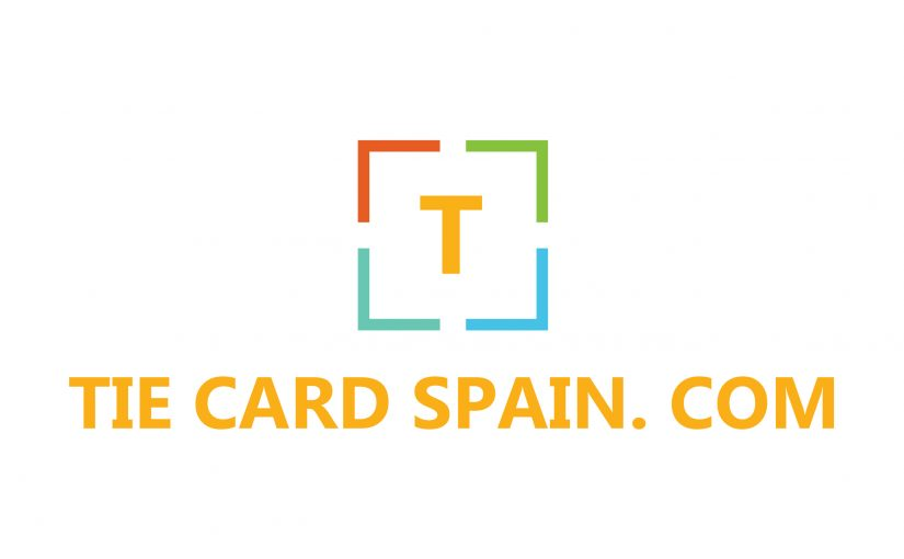 TIE CARD SPAIN LOGO